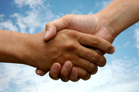 Image result for Images of shaking hands